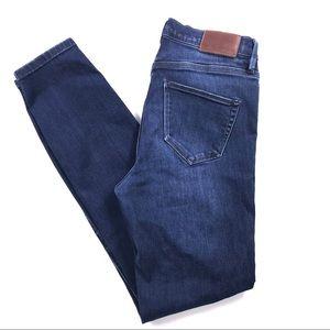 Madewell Skinny Skinny High Rise Jeans Sz 27